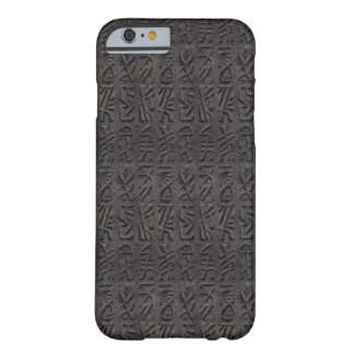 Ancient Wall Barely There iPhone 6 Case