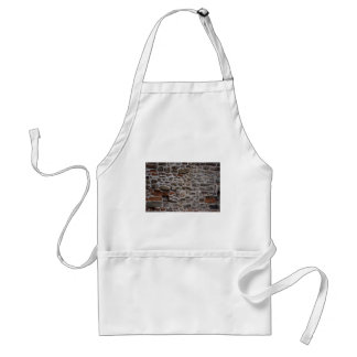 Ancient wall Florence Italy Apron