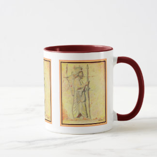 Ancient Warrior by S Ambrose Mug