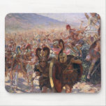 Ancient Warriors Mouse Pad