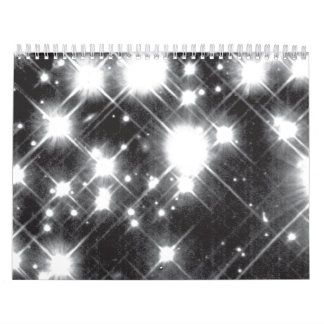 Ancient, White Dwarf Stars in the Milky Way Galaxy Wall Calendars