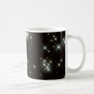 Ancient, White Dwarf Stars in the Milky Way Galaxy Coffee Mug