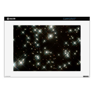 """Ancient, White Dwarf Stars in the Milky Way Galaxy Decal For 15"""" Laptop"""