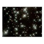 Ancient White Dwarf Stars In The Milky Way Galaxy Postcard