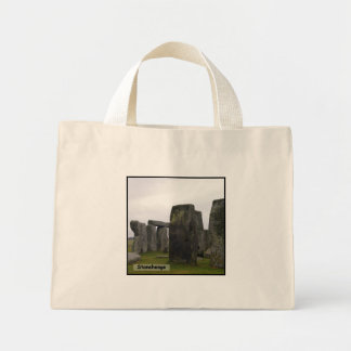 Ancient Wonder Mini Tote Bag