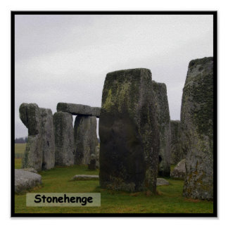 Ancient Wonder Poster
