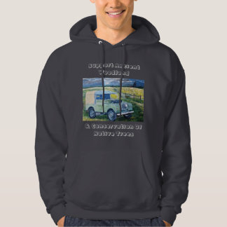 Ancient Woodland And Tree Campaigners  Hoodie