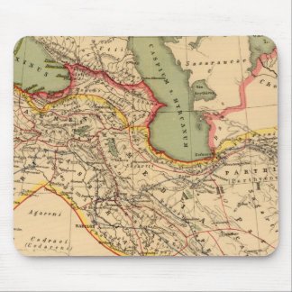 Ancient world empires of the Persians,Macedonians Mouse Pad