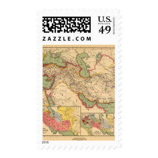 Ancient world empires of the Persians,Macedonians Postage Stamps