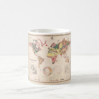 Ancient World Map 4_Maps of Antiquity Coffee Mug
