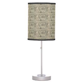 ANCIENT WORLD MAP DESIGN LAMP