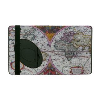Ancient World Map iPad Case