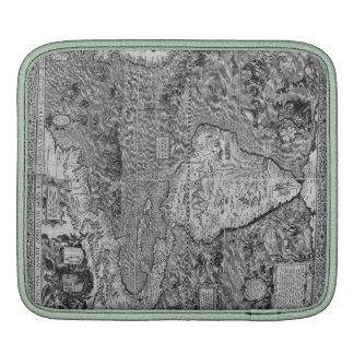 Ancient World Map iPad Sleeve