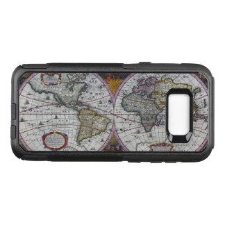 Ancient World Map OtterBox Commuter Samsung Galaxy S8+ Case