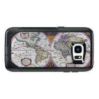 Ancient World Map OtterBox Samsung Galaxy S7 Edge Case