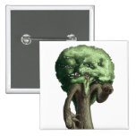 Ancient Wose (tree giant) Pinback Buttons