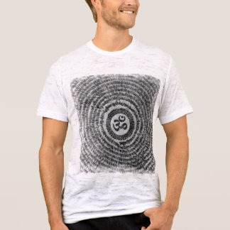 Ancient writing. Sign Ohm, Om T-Shirt
