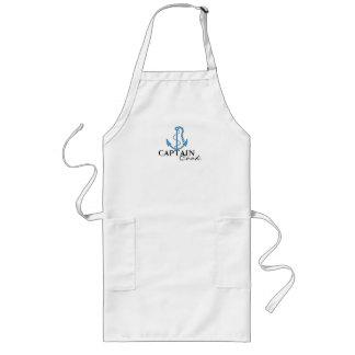 Ancla-Capitán náutico Cook Delantal