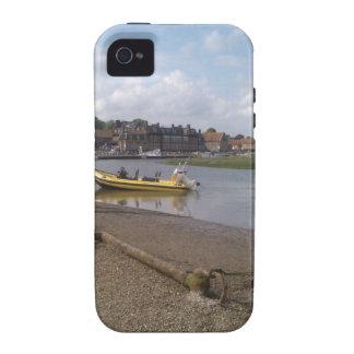 Ancla, COSTILLA en descanso Blakeney, Norfolk Case-Mate iPhone 4 Carcasa