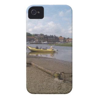 Ancla, COSTILLA en descanso Blakeney, Norfolk iPhone 4 Case-Mate Carcasas
