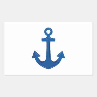 Ancla del barco rectangular altavoz