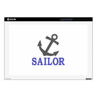 Ancla del marinero calcomanía para 43,2cm portátil