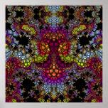 Ancla emeregente V del mosaico 1 impresión del art Posters