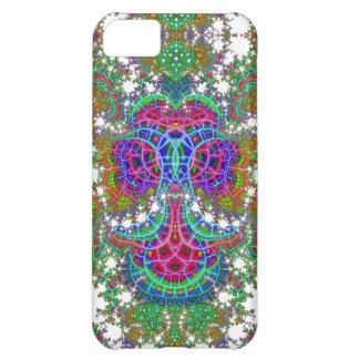 Ancla emeregente V del mosaico 3 caso del iPhone 5