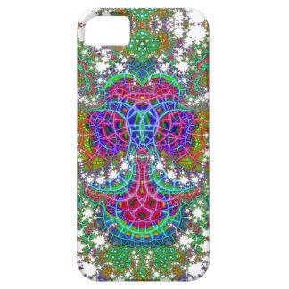 Ancla emeregente V del mosaico 3 caso del iPhone 5 iPhone 5 Case-Mate Cobertura