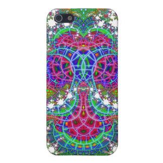 Ancla emeregente V del mosaico 3 caso del iPhone 5 iPhone 5 Carcasas