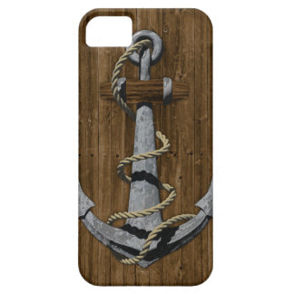 Ancla Funda Para iPhone 5 Barely There