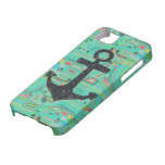 Ancla iPhone 5 Case-Mate Carcasas