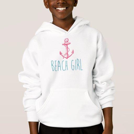 """Ancla náutica """"chica de la playa """""""