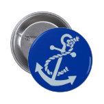 Ancla náutica pin