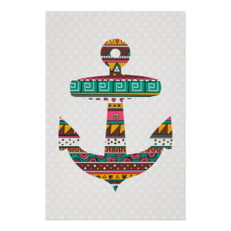 Ancla tribal posters