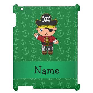 Anclas conocidas personalizadas del verde del pira