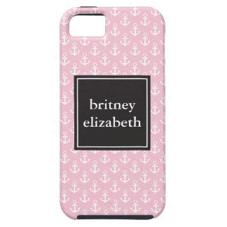 Anclas de muy buen gusto iPhone 5 Case-Mate protectores