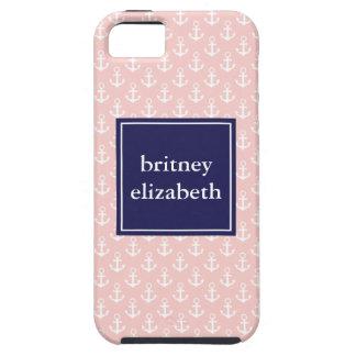 Anclas de muy buen gusto iPhone 5 Case-Mate carcasa