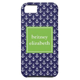 Anclas de muy buen gusto iPhone 5 carcasas