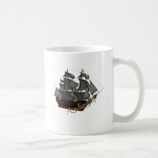 Anclas para arriba tazas de café