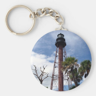 Anclote Keys Lighthouse Key Chain