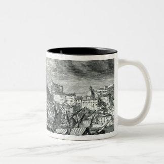 Ancona Two-Tone Coffee Mug