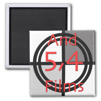 And 54 Films Magnet