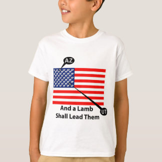 And A Lamb Shall Lead Them T-Shirt