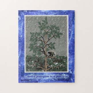 And A Porcupine In A Pine Tree Puzzle