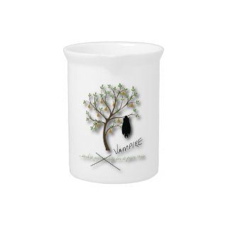 And a vampire in a pear tree drink pitcher