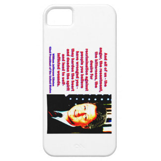 And All Of Us - Bill Clinton iPhone SE/5/5s Case