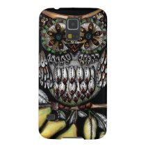... and an owl in a pear tree galaxy s5 cover