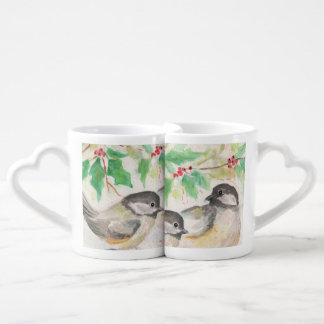 And Baby Makes Three, Birds Coffee Mug Set