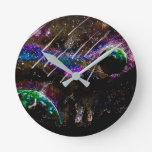 '...and Beyond' galaxy clock